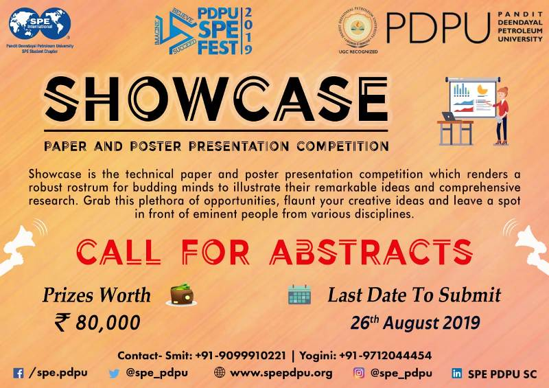 Showcase Presentation